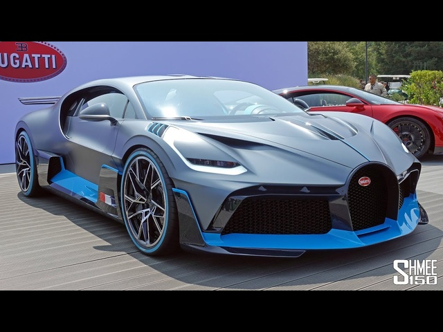 Check Out the New <em>BUGATTI</em> DIVO! | FIRST LOOK