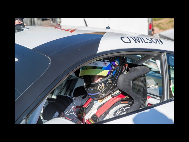 C.J. Wilson + <em>Porsche</em> Pikes Peak Challenge