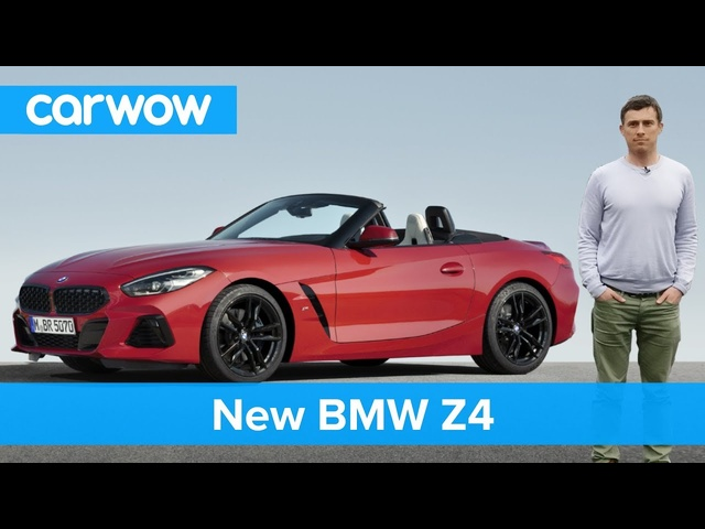 BMW Z4 2019, Bugatti Divo, Aventador SVJ & other key new cars you need to know about | carwow
