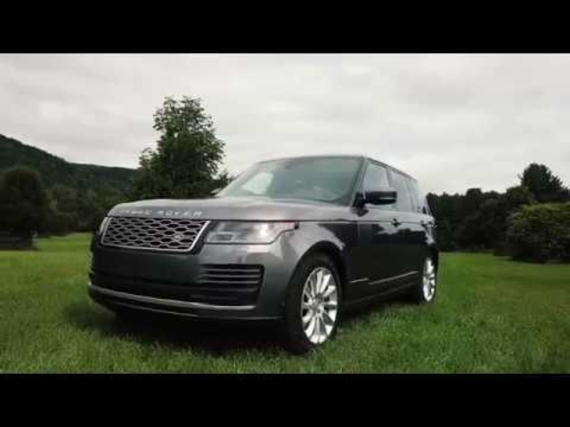 2018 Range <em>Rover</em> Td6 | Are Velar Updates Enough? | TestDriveNow