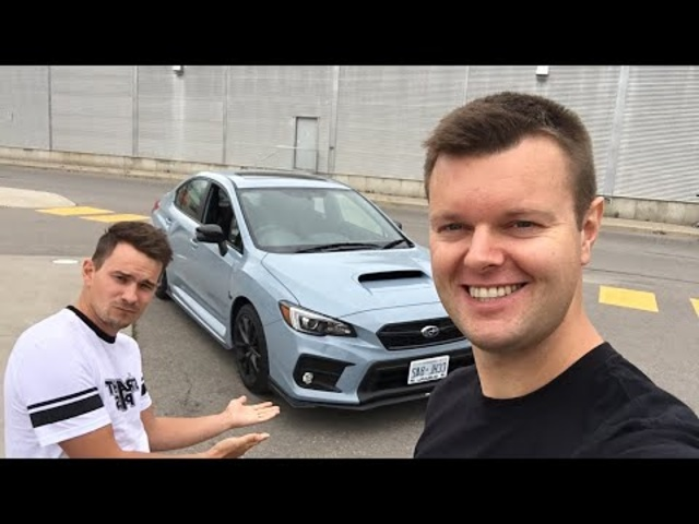 Live with the most expensive Subaru WRX