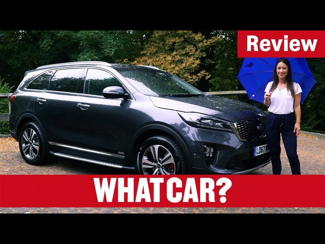 Kia Sorento review 2018 | What Car?