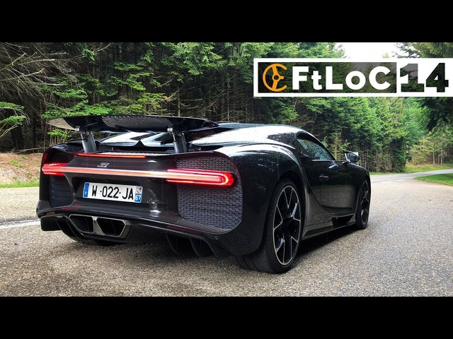 Answering Your Questions On The <em>Bugatti</em> Chiron: FtLoC 14 - Carfection