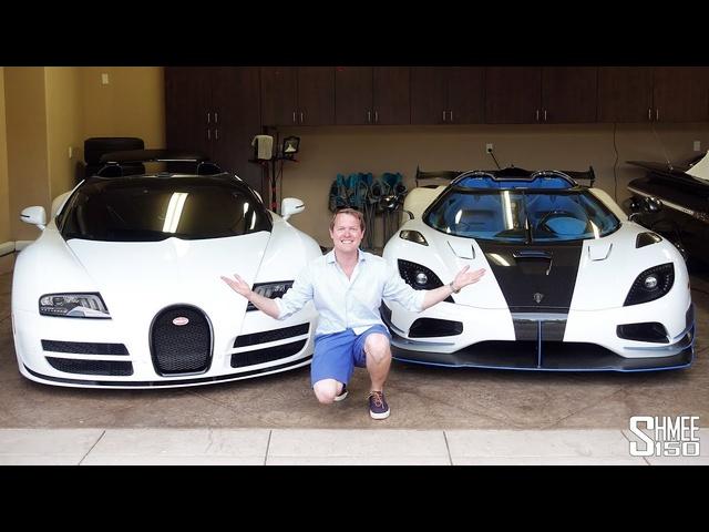 Koenigsegg Agera RS or Bugatti Veyron Vitesse?