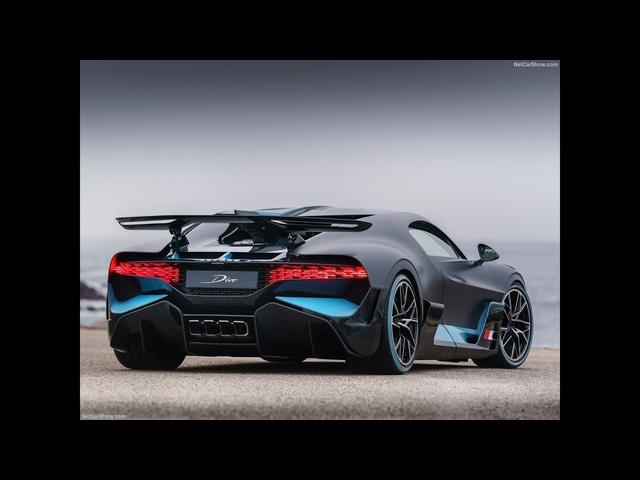 2019 Bugatti Divo Hypercar Review