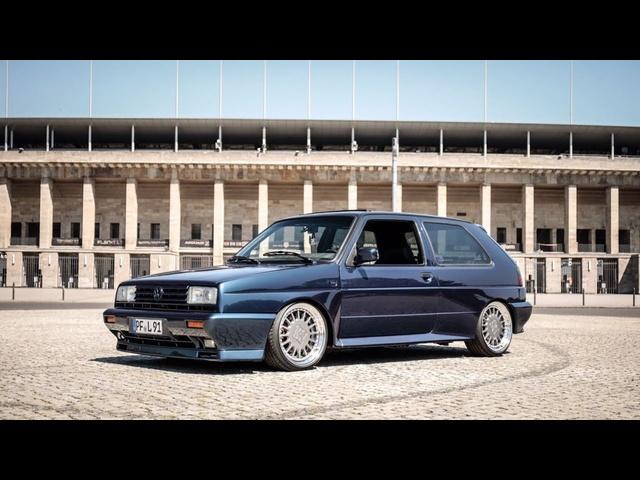 VW GOLF MK2 RALLYE | VWHome