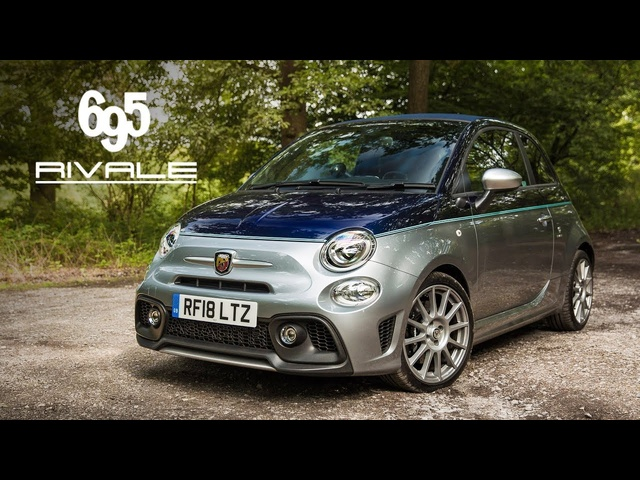 Abarth 695 Rivale: Italian Fiesta ST? - Carfection (4K)