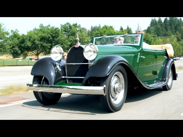 Brotherly Love: The Pebble Beach Concours d'Elegance McCaw Sibling Rivalry