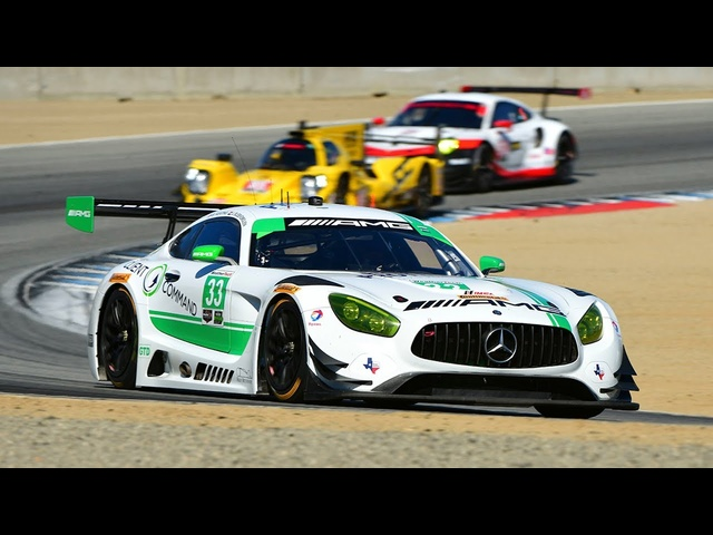 The Chase For All Important Championship Points On The Line In Monterey | IMSA 2018