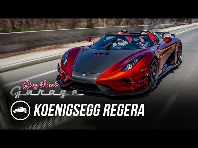 2018 Koenigsegg Regera -Jay Leno's Garage