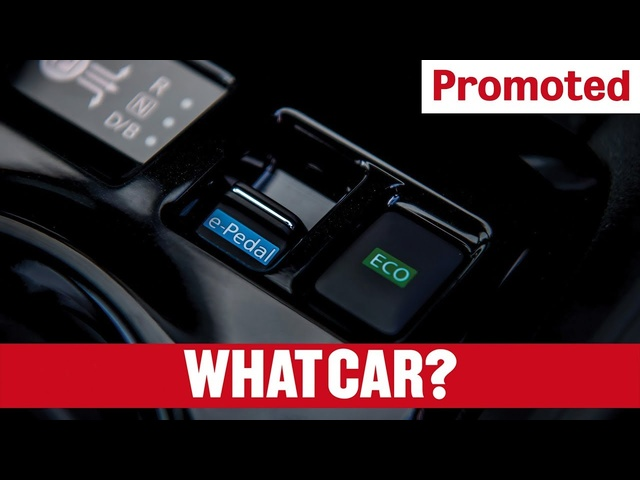 Promoted: Nissan LEAF – Introducing e-Pedal