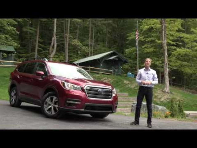 2019 <em>Subaru</em> Ascent | Substance Over Sizzle | TestDriveNow