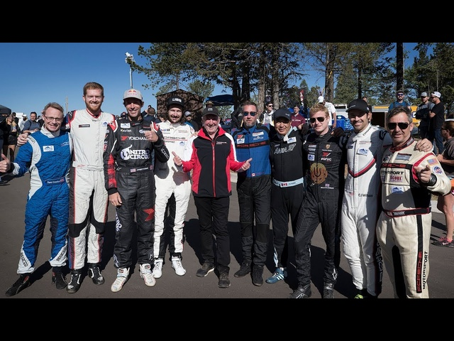 Meet The Team – <em>Porsche</em> Pikes Peak Challenge