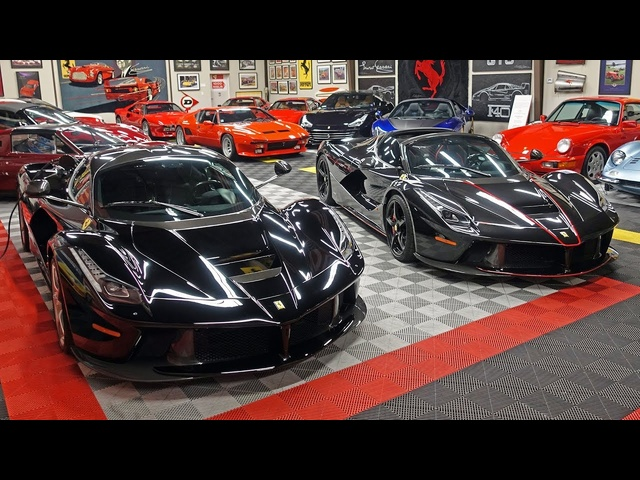 Double Ferrari LaFerrari Trouble in Beverly Hills!
