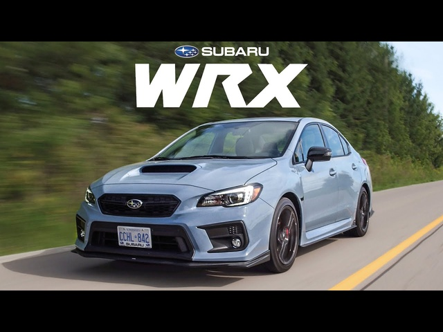 2019 <em>Subaru</em> WRX Raiu Edition Review - The MOST Expensive WRX You Can Buy