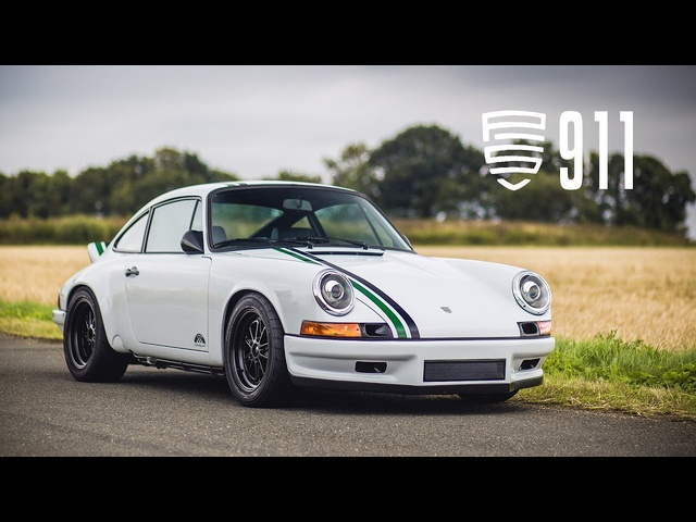 <em>Porsche</em> 911: Le Mans Classic Clubsport, The Ultimate Restomod? - Carfection (4K)