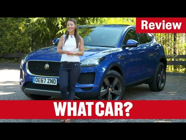 2018 Jaguar E-Pace review | Has the Volvo XC40 been beaten? | What Car?