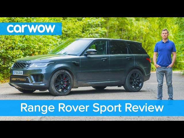 Range <em>Rover</em> Sport SUV 2019 in-depth review | carwow