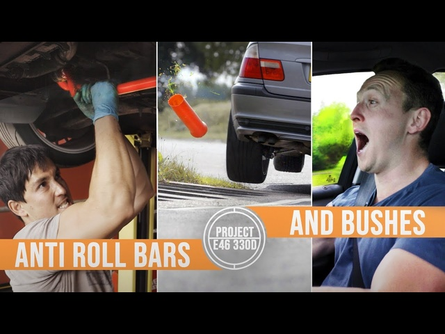 Do Thicker Anti-Roll Bars And Polybushes Make A Car Faster?