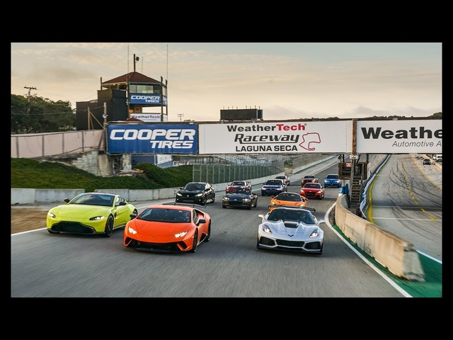 Get Ready for Motor Trend Best Driver's Car 2018