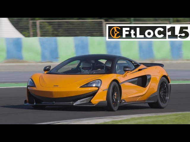 McLaren 600LT Preview: FtLoC 15 - Carfection