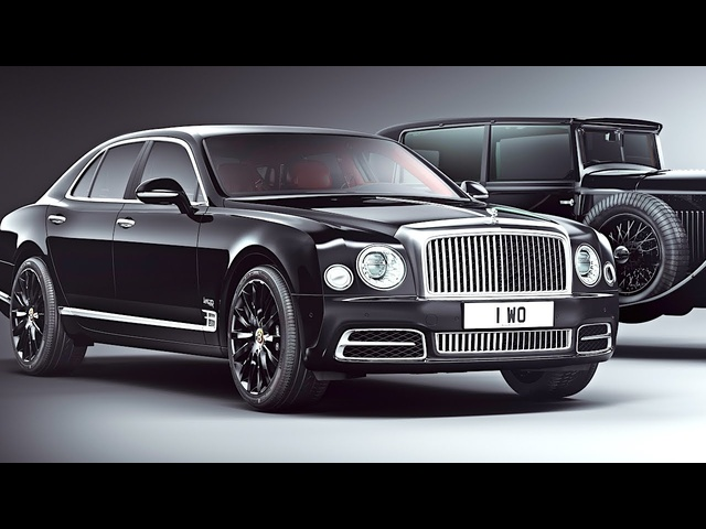 Bentley Bespoke Mulsanne WO Edition Video World Premiere 2019 New Bentley Mulsanne 2018 CARJAM TV