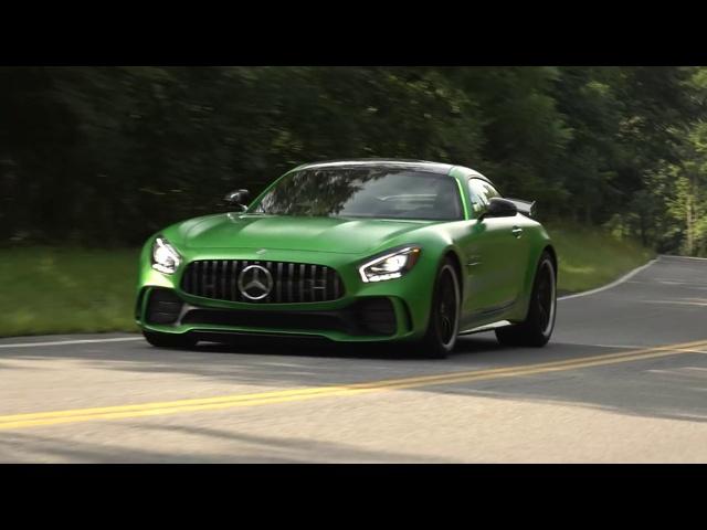 2018 Mercedes-AMG GT R | Green with Envy | TestDriveNow