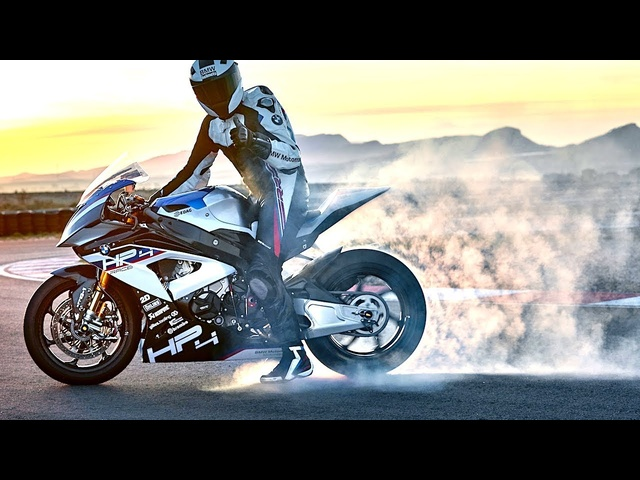 BMW Carbon Fiber Wheels Tested To Destruction BMW HP4 RACE Motorbike Video 2019 CARJAM