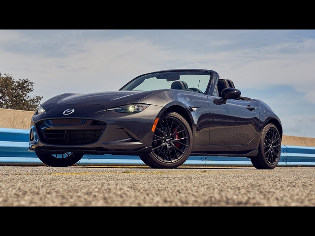Best Driver's Car Contender: 2019 <em>Mazda</em> MX-5 Miata Club