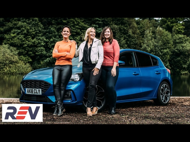 The REV Test: All-New Ford Focus | Promotion by Ford