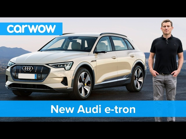 Audi's <em>Tesla</em> rival finally revealed: full details on the 2019 all electric e-tron SUV
