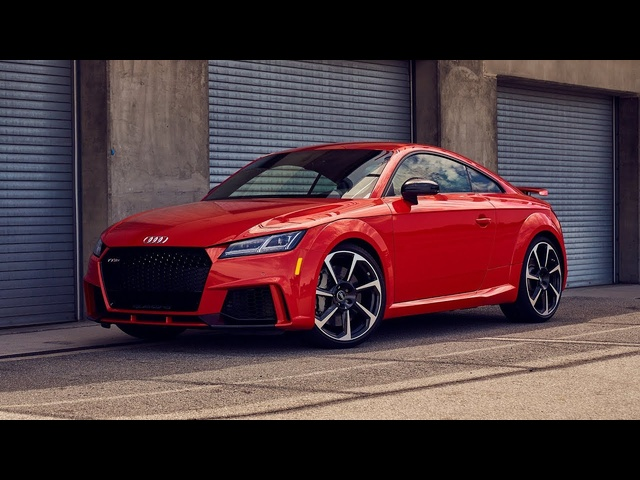 Best Driver's Car Contender: 2018 <em>Audi</em> TT RS