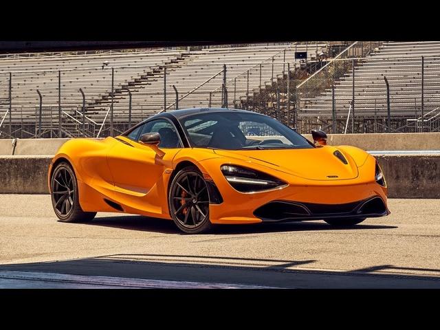 Best Driver's Car Contender: 2018 <em>McLaren</em> 720S