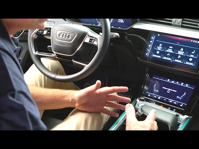 <em>Audi</em> etron 3D Sound System World Premiere <em>Audi</em> Electric SUV 2019 Video CARJAM
