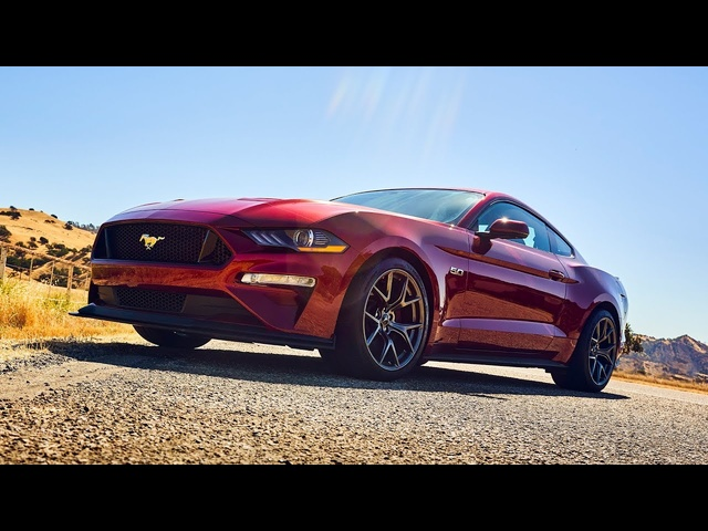 Best Driver's Car Contender: 2018 <em>Ford</em> Mustang Performance Pack 2