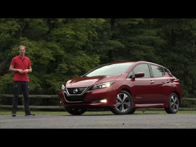 2018 Nissan LEAF | More Range, Lower Price | TestDriveNow