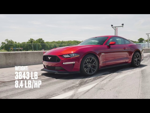 <em>Ford</em> Mustang GT Performance Pack Level 2 at Lightning Lap 2018