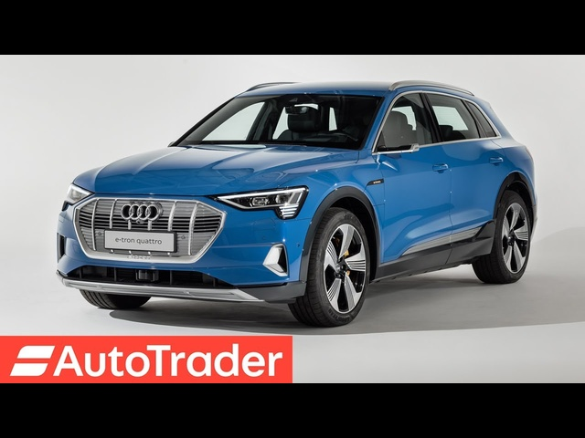 FIRST LOOK 2019 Audi e-tron: the <em>Tesla</em>, Jaguar, Mercedes beating electric SUV?