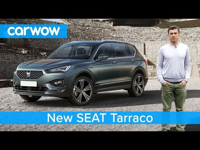 All-new SEAT <em>Audi</em> Q7 for half the price - Tarraco 7 seat SUV revealed