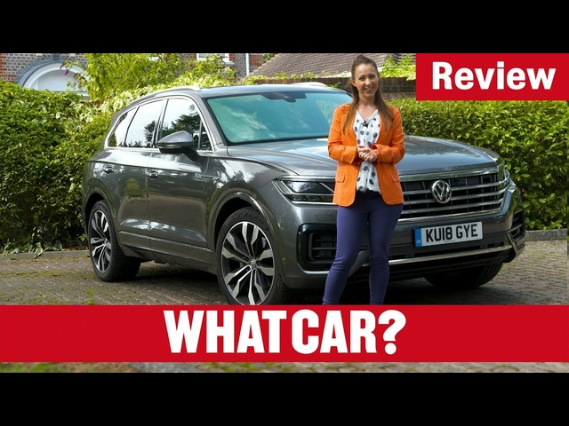 2020 <em>Volkswagen</em> Touareg review – Superior to the Audi Q7? | What Car?