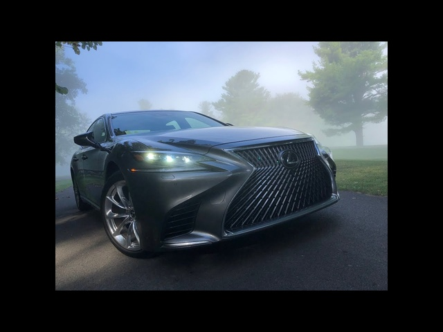 2018 Lexus LS | All Up In Your Grille | TestDriveNow