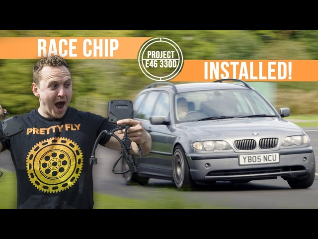 How Much Faster Has Chip Tuning Made The 330d?