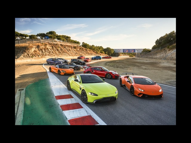 Best Driver's Car 2018 – Picking The Winner Intro