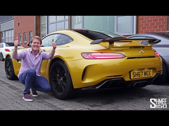 My RENNtech AMG GT R is Now a 760hp MONSTER!