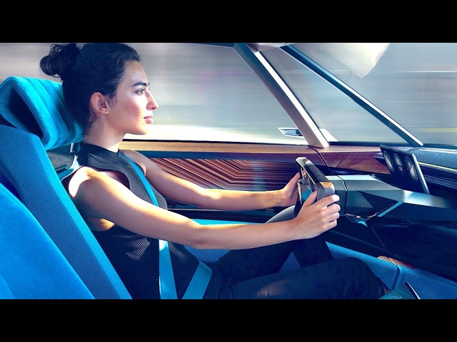 <em>Peugeot</em> eLEGEND INTERIOR Video <em>Peugeot</em> Electric Car INTERIOR Self Driving <em>Peugeot</em> 504 Coupé INTERIOR