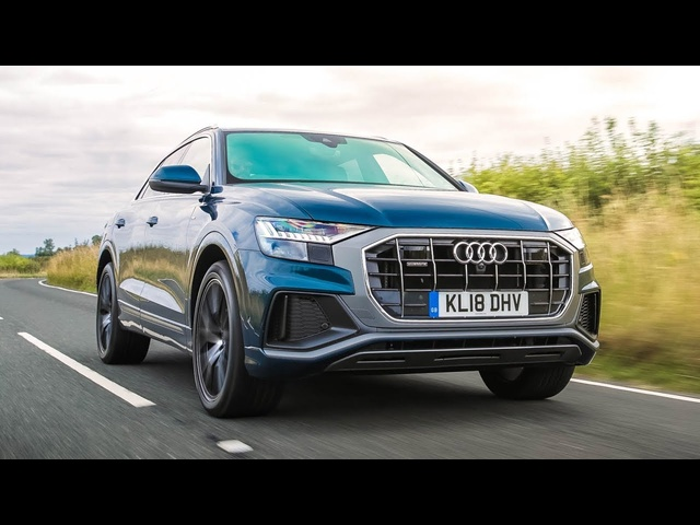 <em>Audi</em> Q8: Road Review - Carfection (4K)