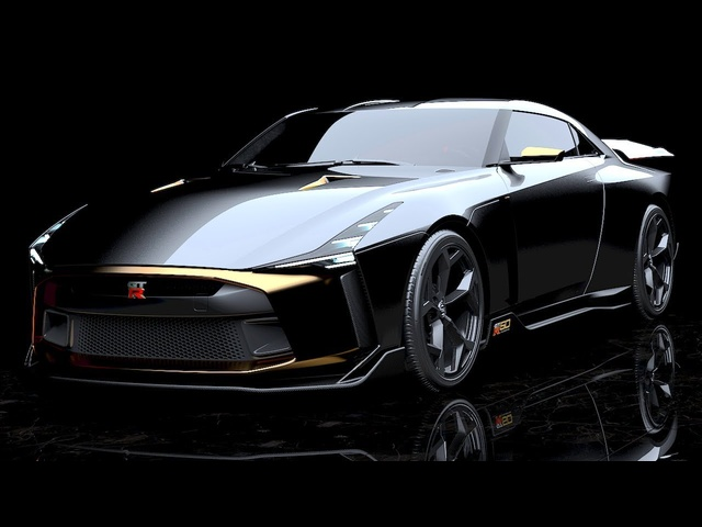 The $1 Million Nissan GT-R50 by Italdesign Limited Edition Is A Beauty! Video 2019 Nissan GT-R NISMO