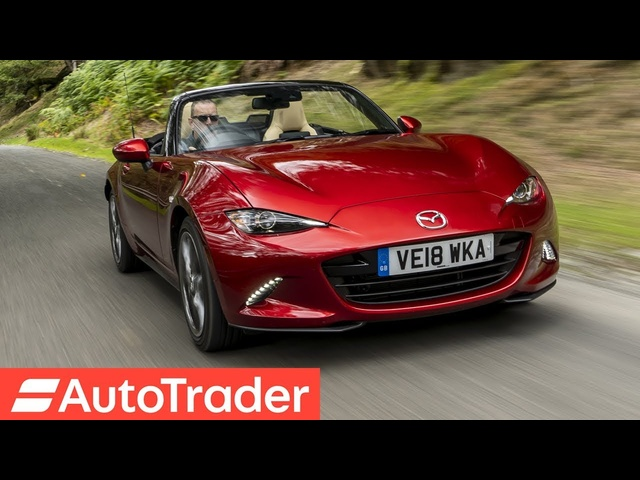 2019 Mazda MX-5 first drive review