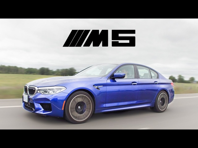 2018 BMW M5 Review - Super Fast, Super Subtle