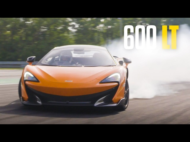 McLaren 600LT: Track Review - Carfection (4K)